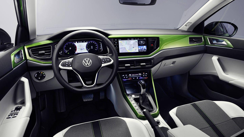 Dentro, instrumentación configurable 'Digital Cockpit' de serie y los más avanzados sistemas de conectividad. Y el color de la carrocería se podrá replicar en el salpicadero.
