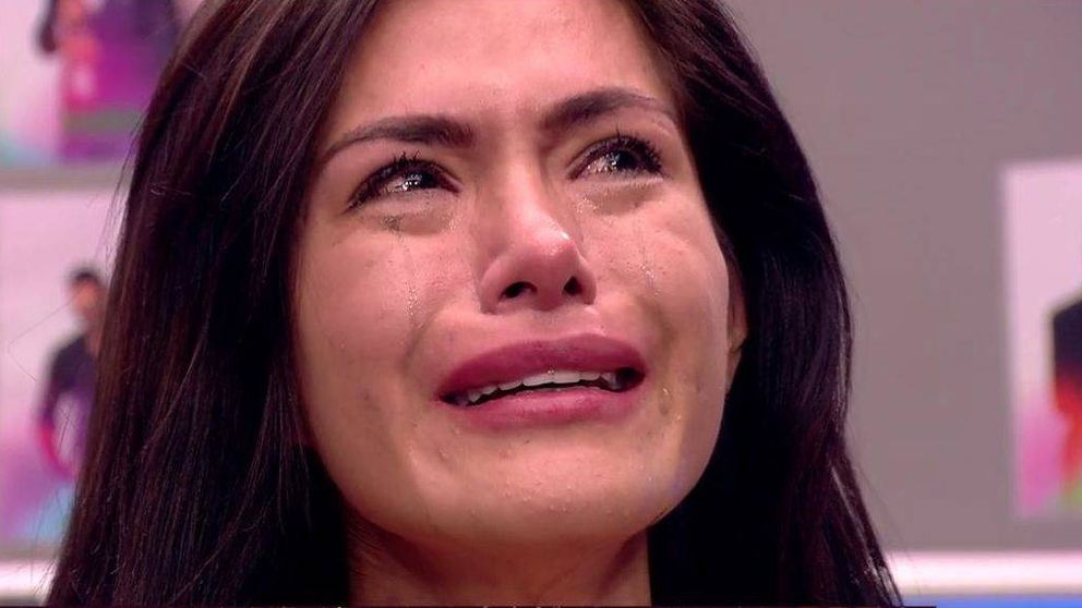 Miriam se desmorona al recordar los peores momentos junto a Carlos Lozano