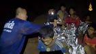Debemos sacar a los niños antes de la lluvia: Tailandia sopesa un rescate submarino