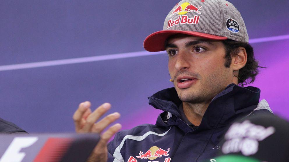 Sainz, también en la lista de Mercedes: ¿le dejaría marchar Red Bull?