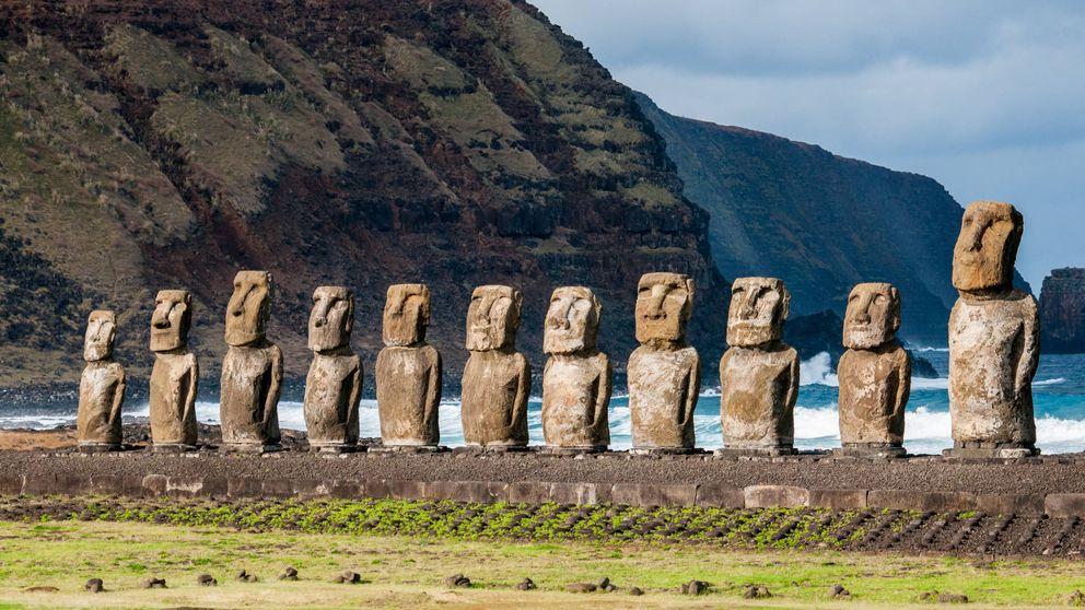 El misterio de la desaparición de los habitantes de la Isla de Pascua