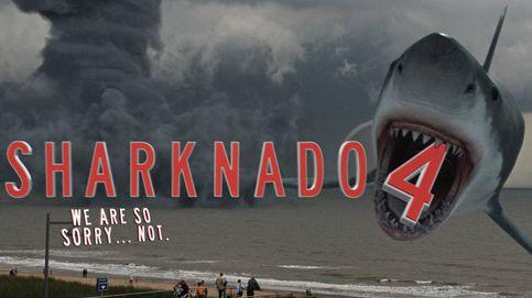 Escualos a gogó: de 'Tiburón' a 'Sharknado 4' pasando por los 'tibunazis' (no es broma)
