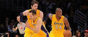 Los Lakers pierden ante Dallas en su debut en la NBA a pesar de un gran Pau Gasol