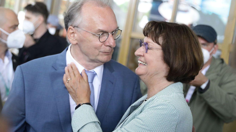 Una CDU, sin Merkel, se impone en las elecciones regionales clave de Sajonia-Anhalt