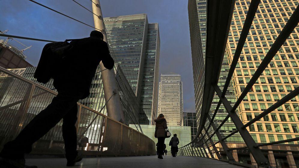 Foto: City de Londres (Reuters)