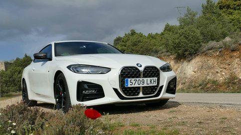 BMW 420i, un cupé de raza