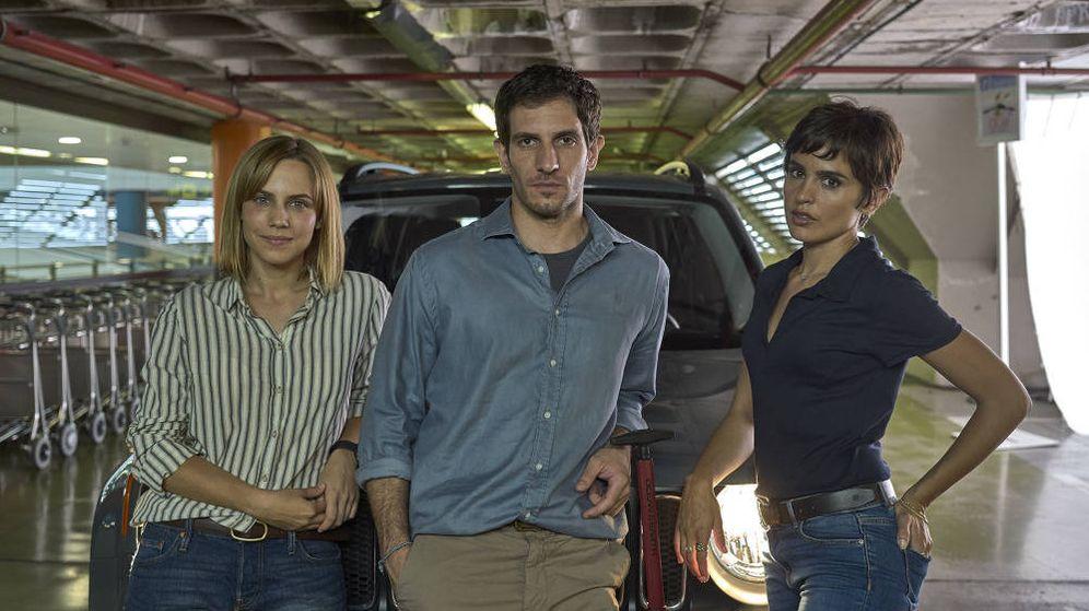 Foto: Aura Garrido, Quim Gutiérrez y Verónica Echegui protagonizan 'La niebla y la doncella'