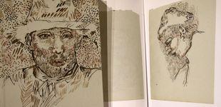 Post de El cuaderno de dibujos inédito de Van Gogh...  ¿no es de Van Gogh?