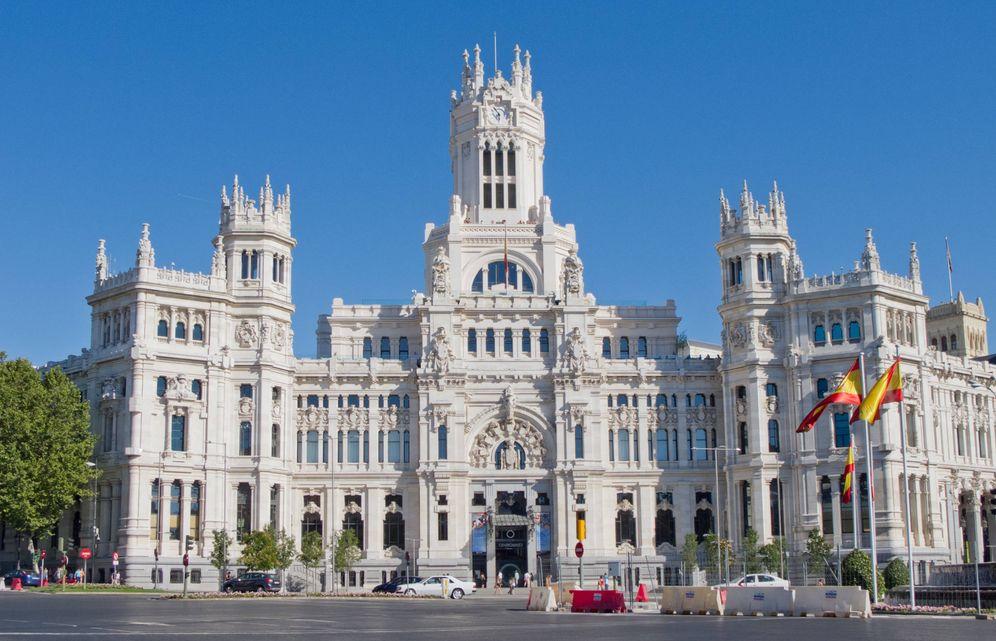 Foto: Palacio de Comunicaciones, sede del Ayuntamiento de Madrid. (CC)