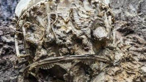 Así brindaban los primeros cristianos de la Galia: descubren intacta una rara copa