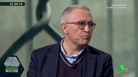 Sardà incendia el debate de 'La Sexta noche' al pedir el voto para dos partidos