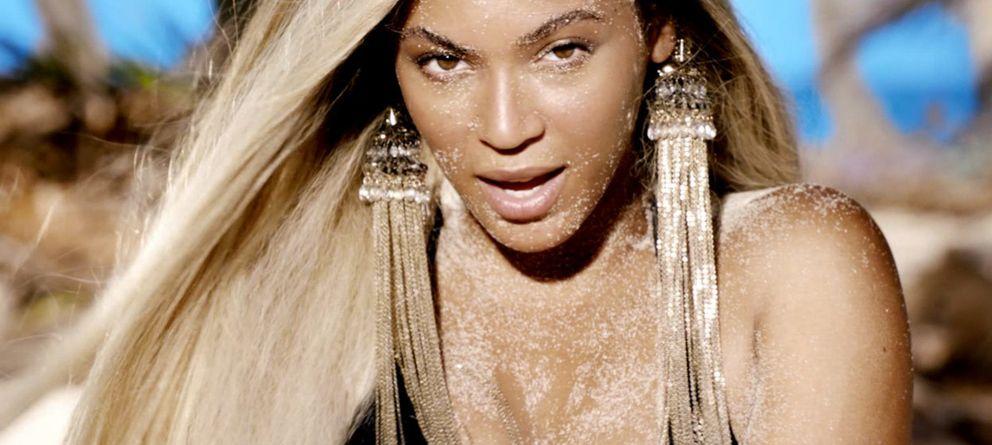 Arena caliente para Beyoncé y otras terapias naturales de las famosas