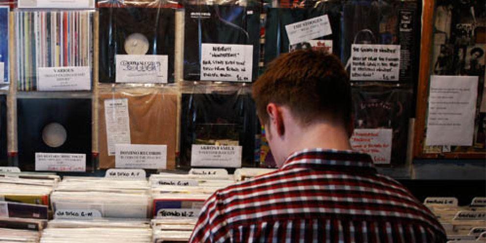 Foto: Las tiendas de discos existen y celebran hoy su gran día