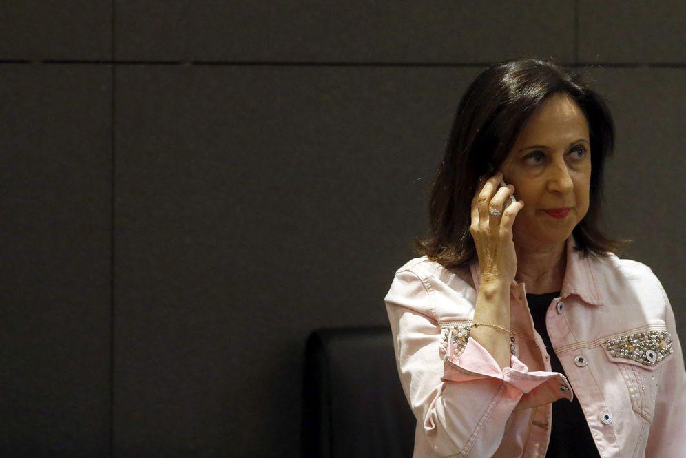 Foto: Margarita Robles, el pasado 24 de mayo en el Congreso. (EFE)