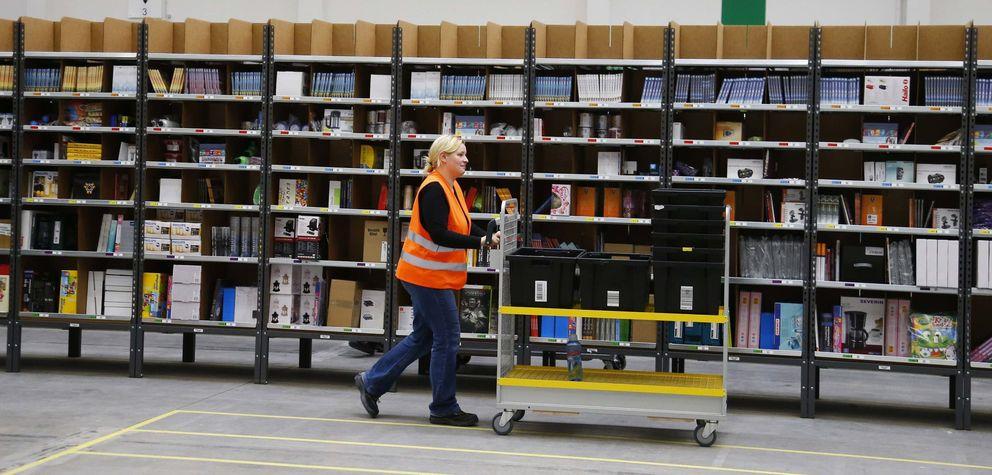 Foto: ¿Qué necesitas para formar parte de la plantilla de Amazon? Uno de sus expertos lo desvela. (Reuters/Tobias Schwarz)
