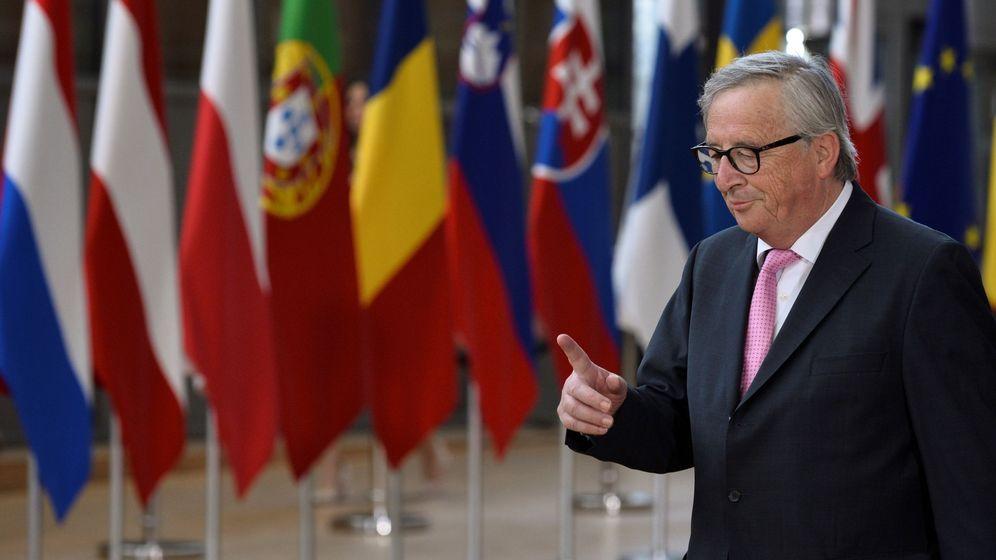 Foto: Juncker. (Reuters)