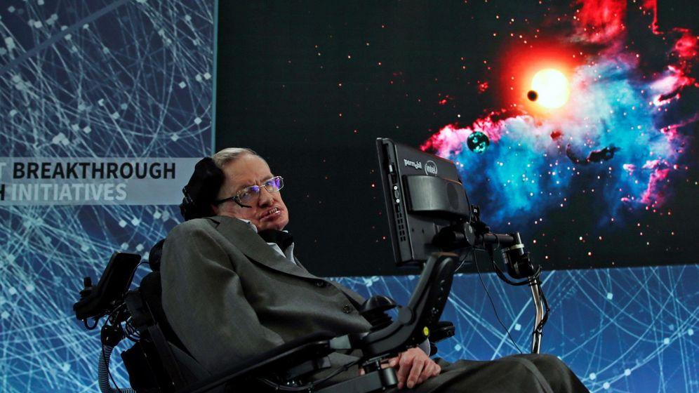 Foto: El físico Stephen Hawking. (EFE)