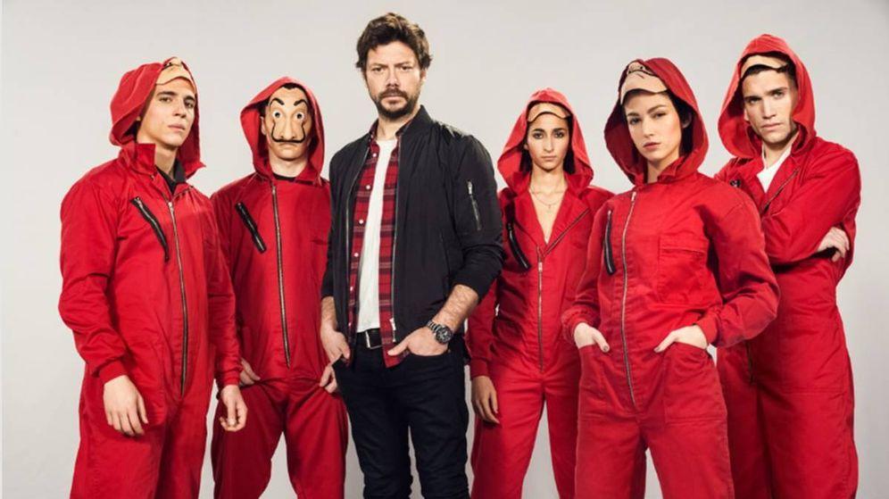 Foto: 'La Casa de Papel' es la serie de habla hispana más vista de la historia de Netflix. (Netflix).