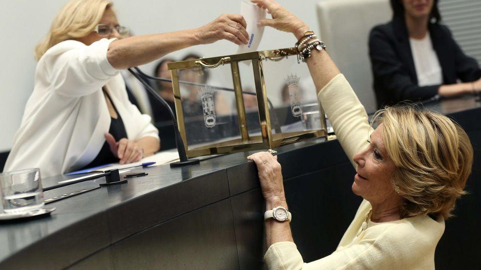 Aguirre nombrará mañana un gobierno en la sombra para vigilar a Manuela Carmena