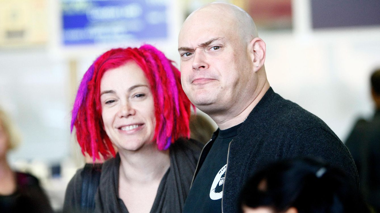 Foto: Lana Wachowski junto a su hermano Andy (ahora Lilly) en 2012 (Gtres)