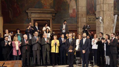 Los 'consellers' del Govern de Torra toman posesión y ponen fin a la aplicación del 155