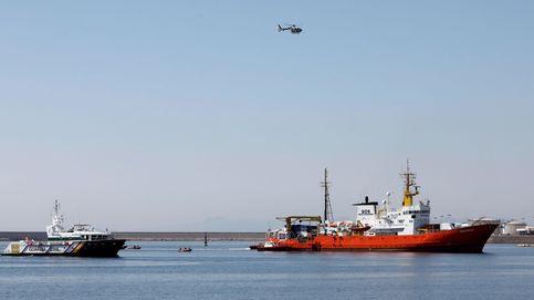 El Gobierno autoriza a Open Arms a desembarcar en Barcelona con 59 migrantes