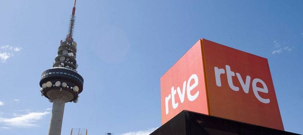 Foto: Imagen de archivo de la sede de RTVE en Madrid (EC)