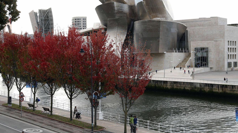 Foto: Vista de la Ría de Bilbao. (EFE)