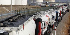Las huelgas en Francia frenan el oleoducto que abastece a París