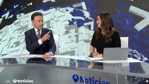 Matías Prats enmudece a Mónica Carrillo con este 'zasca' en 'Antena 3 Noticias'
