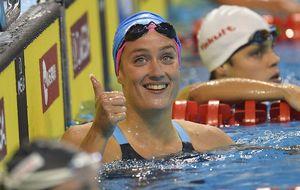 Belmonte consigue otras tres medallas en el segundo día en Dubái