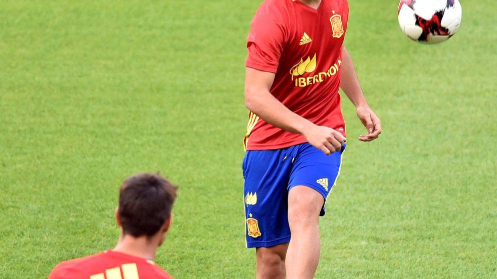 Un día para que Costa marque y para que Holanda nunca se haga con Asensio