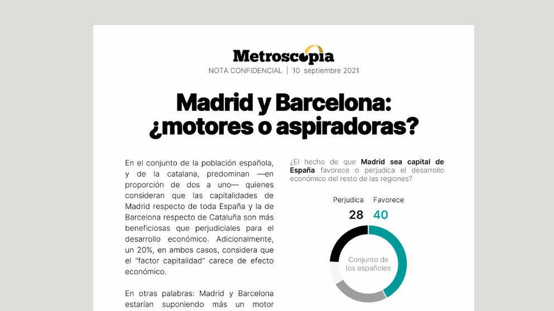 Haga clic aquí para ver la encuesta de Metroscopia.