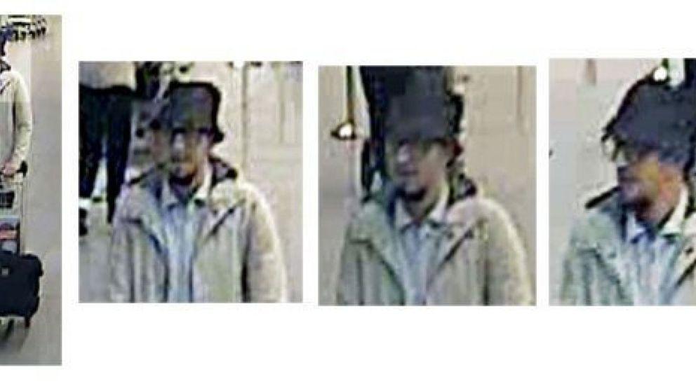 Bruselas identifica a uno de los detenidos como el hombre del sombrero