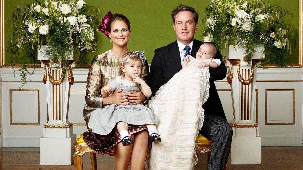 Leonore de Suecia le 'roba' un vestido a su madre, la princesa Magdalena