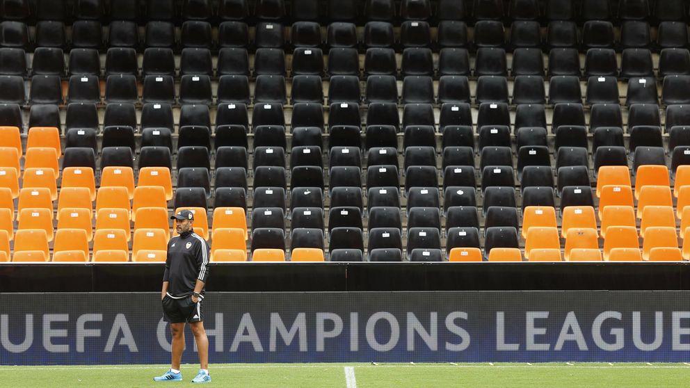 La gran noche de Champions de un Valencia que vende como nadie