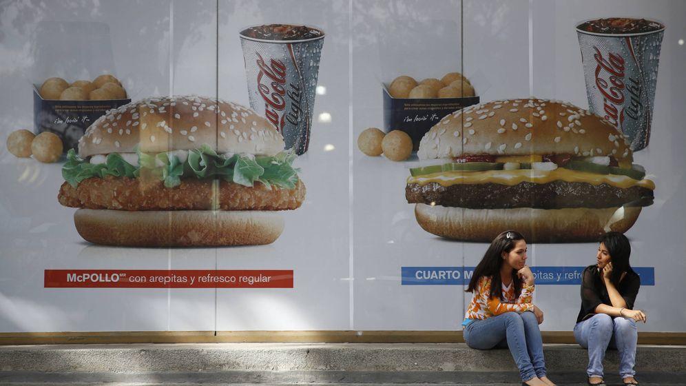 Foto: Un McDonald's en Caracas. (Reuters)