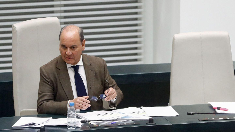 El edil de Vox, Martínez Vidal. (EFE)