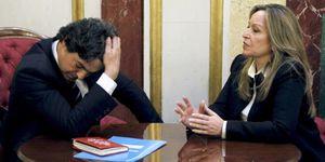 """Moragas, en el 'ojo del huracán' por la actitud """"complaciente"""" del PP con la guerra de Libia"""