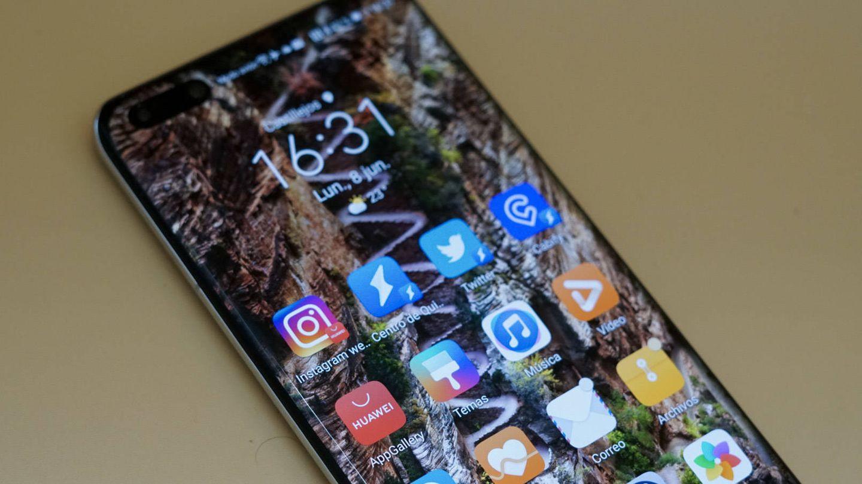 Huawei P40 Pro. Foto: M. Mcloughlin