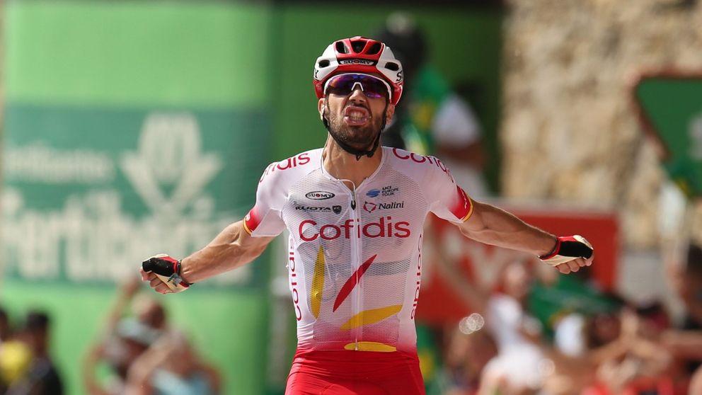 La venganza de los Herrada en la Vuelta a España con Teuns como nuevo líder