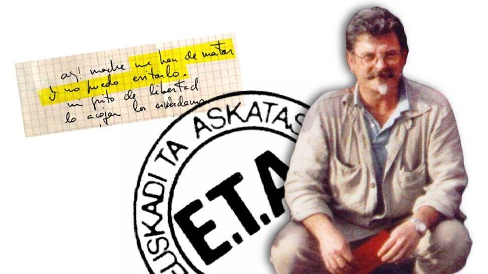 Las cartas en las que 'Pagaza' presagiaba su asesinato: Pronto estaré muerto