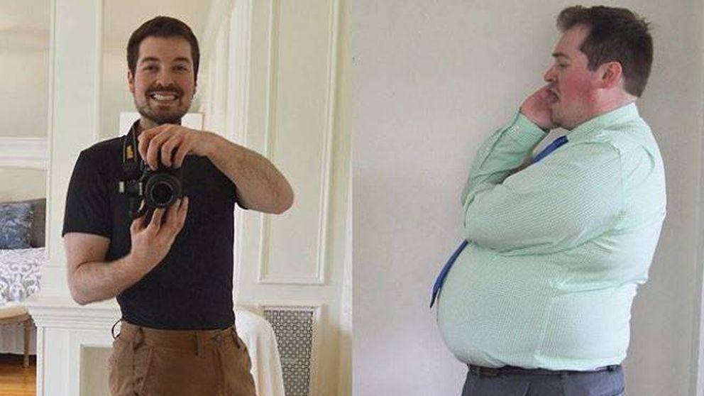 Es médico y ha perdido 57 kilos con un método que le ha sorprendido
