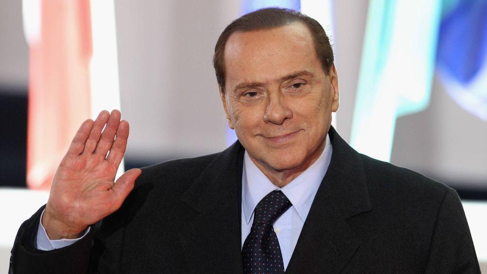 Foto:  Silvio Berlusconi. (Getty)