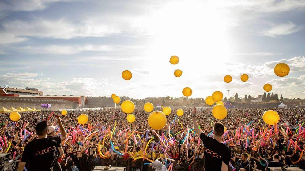 Foto: El festival Paellas Universitarias (Foto: Facebook)