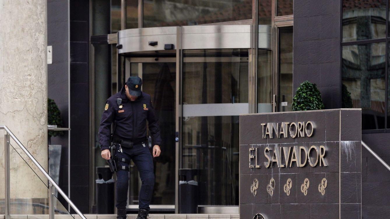 Pasan a disposición judicial los 15 detenidos en la estafa de ataúdes en Valladolid