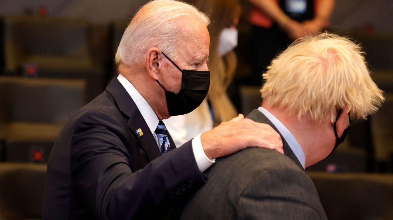 El día en que Biden llamó a Boris por su nombre de pila en lugar de 'amigo'
