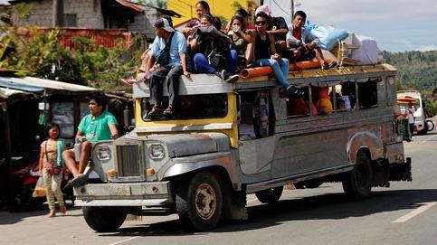 Filipinas pretende sustituir los yipnis tradicionales por modelos eléctricos