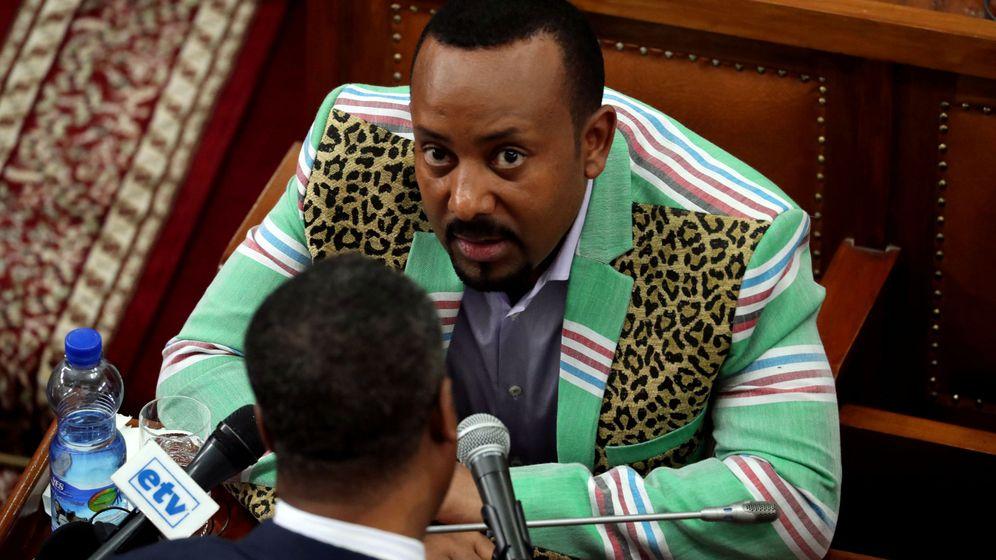 Foto: Abiy Ahmed, primer ministro de Etiopía, Premio Nobel de la Paz 2019
