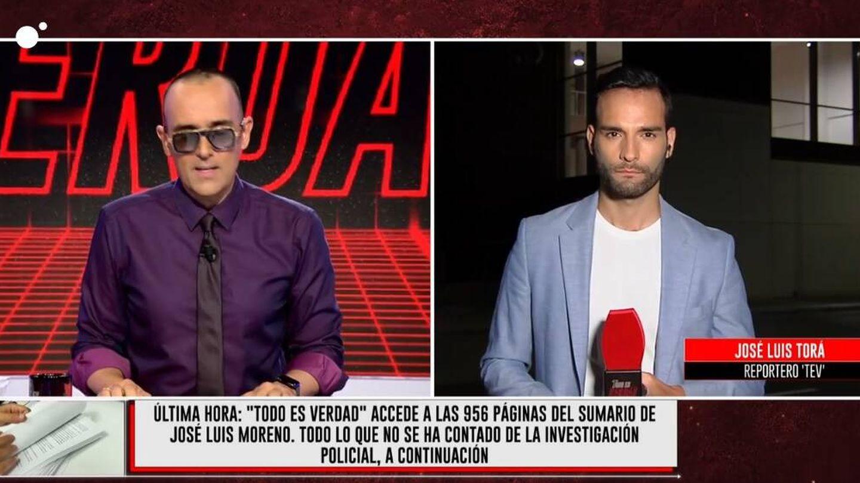 Risto y José Luis Torá. (Cuatro).